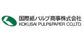 国際紙パルプ商事株式会社ロゴ