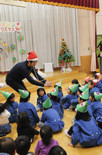 12/22 東松島市保育所訪問_1 撮影:山本彩乃