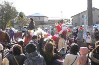 12/23 東松島市サンタパレード_1 撮影:山本彩乃